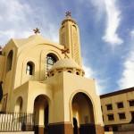 コプト教の教会は、まるで絵本の中に迷い込んだようなミラクルな世界観