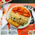 胃の小さいアジア人は、子供用のご飯を食す?