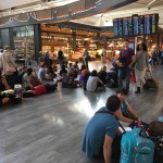 【リアルタイム】トルコ空港自爆テロの余波を受け、イスタンブールでのトランジットで缶詰中。