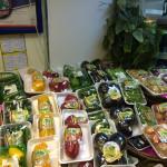 エジプトのスーパーマーケットで売っている野菜は偽装表示?農薬まみれ?