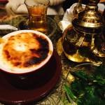 観光地ど真ん中。エジプシャンハイソサエティなアラブ音楽カフェ。