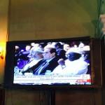 シシ大統領がシャルムエルシェイクにやってきた!経済会議1日目
