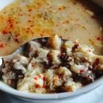 【イスタンブール】おっさんが飲むスープ、イシュケンベ・チョルバスをいかにもそれっぽいトコで飲みたいもんです