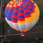 【ルクソール】気球に乗ったよ。多分これが最初で最後な空中浮遊。