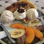 【マラケシュ】モロッコ料理教室!タジン&モロカンサラダ編。モロッコ人はタネがお嫌い。